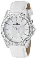 Oceanaut Women's OC1411 Angel Analog Display Quartz White Watch