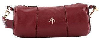 Atelier Manu Cylinder Web Strap shoulder bag