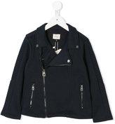 Armani Junior zip up jacket