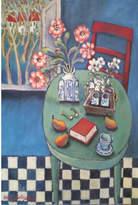 Parvez Taj Latable Envert Art Print on Canvas
