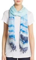 Saks Fifth Avenue Ethereal Tie-Dye Scarf