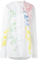 Ports 1961 printed shirt - women - Cotton - 40