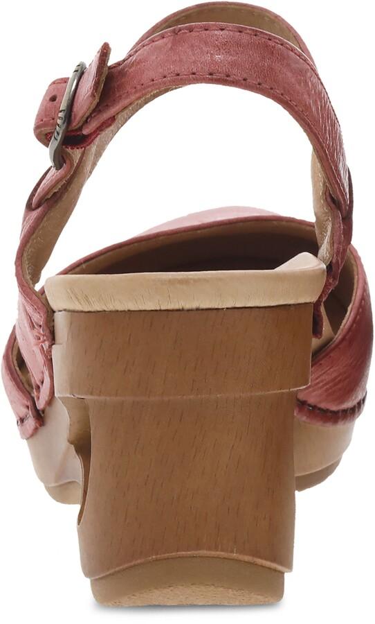 Thumbnail for your product : Dansko Taci Slingback Clog Sandal
