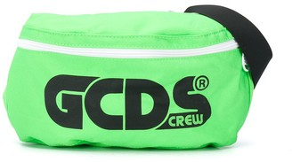 Gcds Kids Logo Print Belt Bag