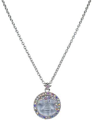 Kirks Folly Goddess Seaview Moon Necklace