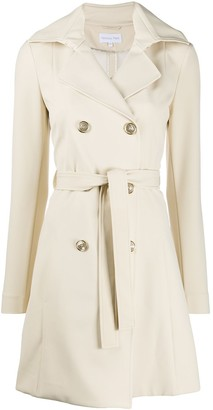 Patrizia Pepe Double Breasted Coat