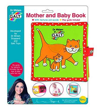 Mother & Baby Book - Soft Range