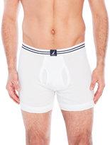 Nautica 3-Pack White Boxer Briefs