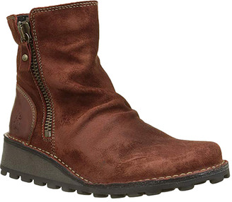 Fly London Women's Casual boots 009 - Brick Mong Ankle Boot - Women