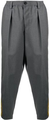 Marni Stripe Suit Trousers