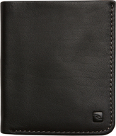 Rip Curl Italian Leather Rfid Slim Wallet Black