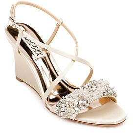 Badgley Mischka Women's Clarisa Wedge Heel Sandals