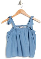Thumbnail for your product : BCBGeneration Chambray Tank Top