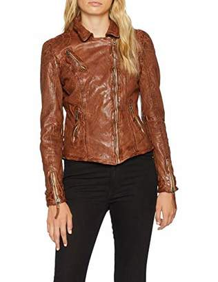 Joe Browns Women's Joe's Signature Leather Jacket Black B