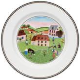 Villeroy & Boch Design Naif Appetizer/Dessert Plate #2 - Spring Morn 6 3/4 in