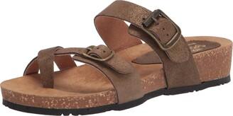Sbicca womens Slip-on Flat Sandal