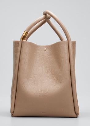 Boyy Lotus 25 Medium Satchel Tote Bag