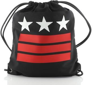 Givenchy Drawstring Backpack Nylon Large