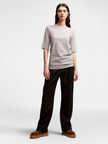DKNY Pure Elbow Sleeve Tee