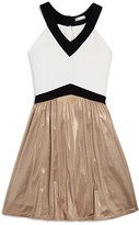Sally Miller Girls' Shimmer Skirt Dress - Sizes S-XL