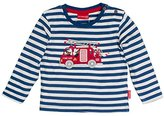 Salt&Pepper SALT AND PEPPER Baby Boys' B Longsleeve Hero Stripe Pyjama Bottoms