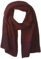 Marc by Marc Jacobs Patchwork Wool Scarf