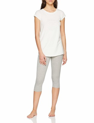 Skiny Women's Roots Sleep Pyjama 3/4 Sets