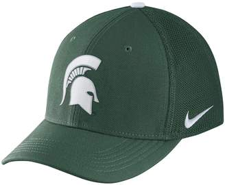 Nike Adult Michigan State Spartans Aerobill Flex-Fit Cap