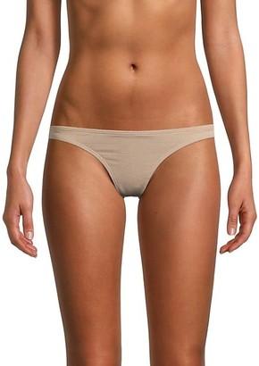 FREE PEOPLE MOVEMENT Textured Bikini Bottom