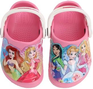 Crocs Disney Princess Print Rubber