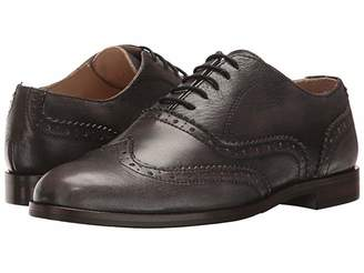 Massimo Matteo Oxford Wing Tip (Jeans) Women's Lace Up Wing Tip Shoes