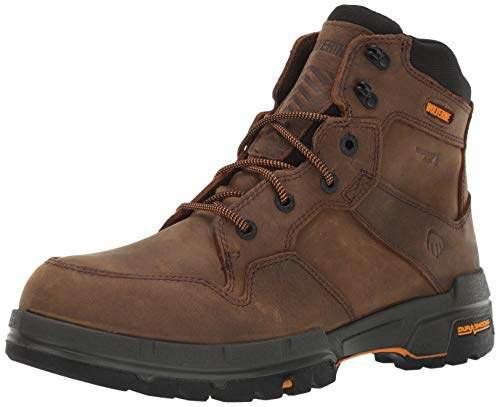 751dbb35dcc Men's Legend MOC Toe Industrial Shoe, Chocolate chip 10.5 Extra Wide US