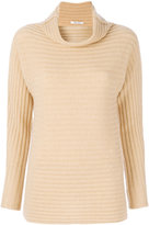 Max Mara Galoshe ribbed jumper