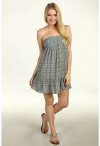 O'Neill Spring Time Dress (Sea Glass) - Apparel