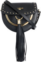 Balmain Domaine 18 shoulder bag - women - Leather - One Size