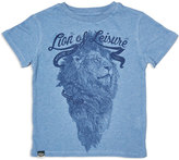 Marie Chantal Lion Logo T-Shirt - Lions of Leisure