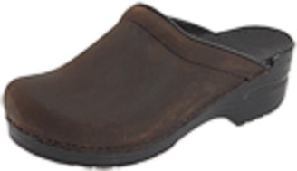Dansko Women's Sonja Oiled Leather Clog
