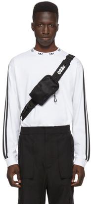 032c Black adidas Originals Edition Side Bag