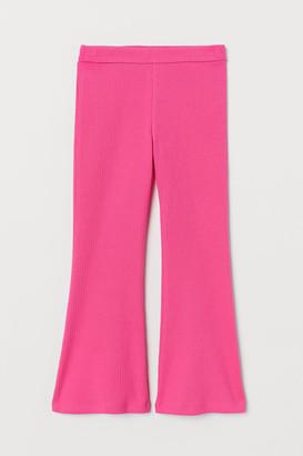 H&M Ribbed leggings