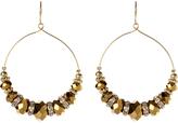 Amrita Singh Goldtone Apiya Earrings
