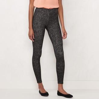 Lauren Conrad Women's Cozy Leggings