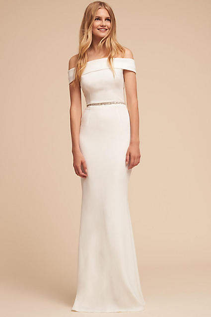 Anthropologie Legacy Wedding Guest Dress