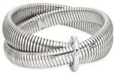 Diane von Furstenberg Grand Prix Coiled Wrap Bracelet