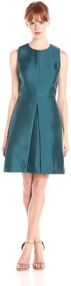 Erin Fetherston Erin Women's Sophie Silky Twill A-Line Dress