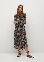 Thumbnail for your product : MANGO Midi shirt dress
