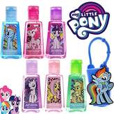 Townley Girl My Little Pony Fun Hand Sanitizer Set for Kids, travel size bottles, 6 pack