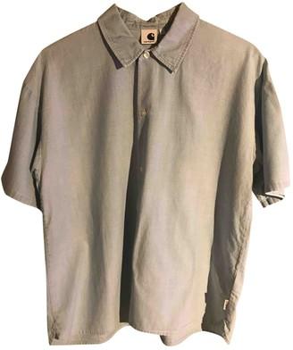 Carhartt Grey Cotton Top for Women