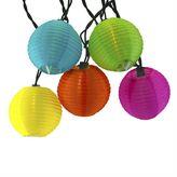 Kurt Adler Lantern String Light Set