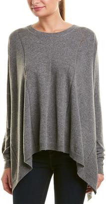 InCashmere Oversized Cashmere Poncho