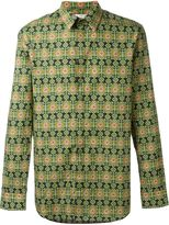 Givenchy carpet print shirt - men - Cotton - 39